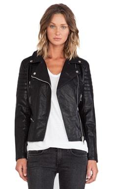 Moto Jacket in Frankenstorm