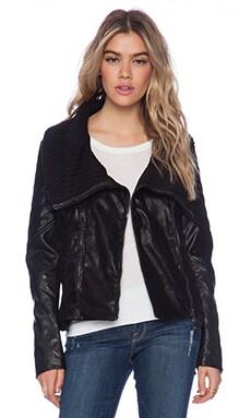 BLANKNYC Plan B Jacket in Black