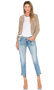 Blanknyc Suede Moto Jacket On sale