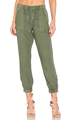 Jogger Pant in Misty Moss