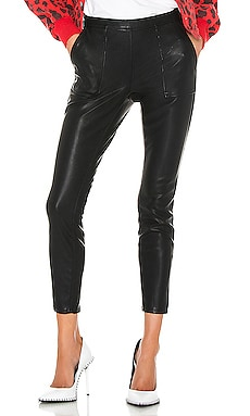 Carbon Vegan Leather Pant BLANKNYC $98