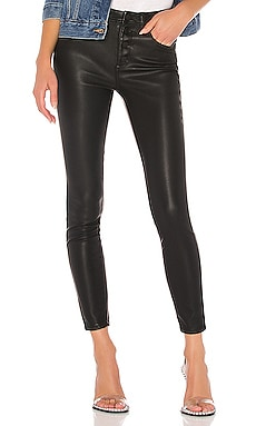 Vegan Leather Daddy Soda Pant BLANKNYC $98