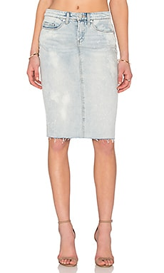 BLANKNYC Pencil Skirt in Donut Care