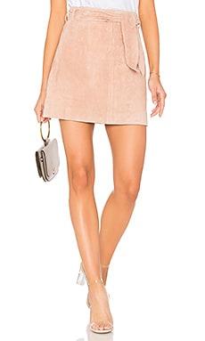 Tie Front Mini Skirt BLANKNYC $108 NEW ARRIVAL