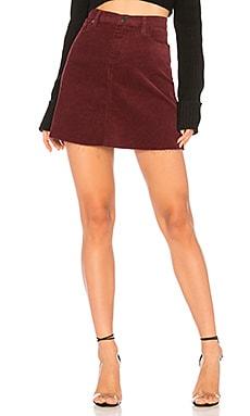 High Rise Corduroy Skirt BLANKNYC $32
