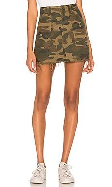Utility A Line Hi Rise Skirt BLANKNYC $55