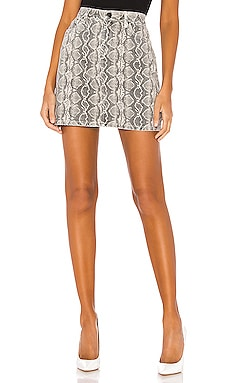 A-Line High Rise Skirt BLANKNYC $37