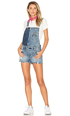 Denim Overall in Whambulance