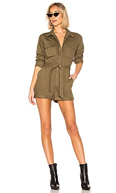 Long Sleeve Romper BLANKNYC $83