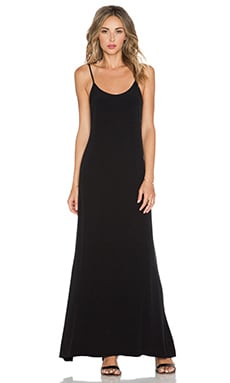 BLAQUE LABEL Maxi Tank Dress in Black
