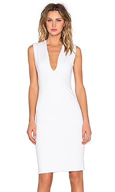BLAQUE LABEL x REVOLVE Midi Dress in Ivory