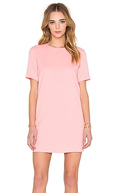 Shift Dress in Salmon