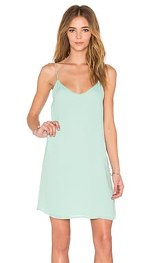 BLAQUE LABEL Slip Dress in Mint