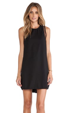 BLAQUE LABEL Shift Dress in Black