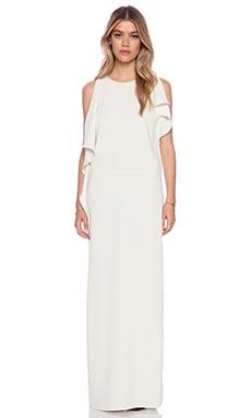 BLAQUE LABEL Maxi Dress in Cream