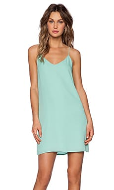 BLAQUE LABEL Tank Dress in Mint