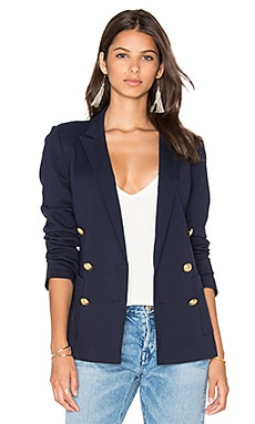 Easy Blazer in Navy