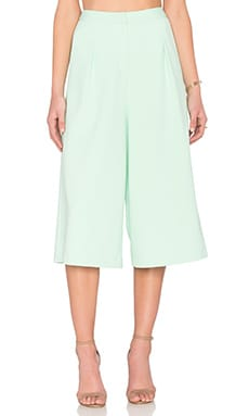 BLAQUE LABEL Culotte in Mint