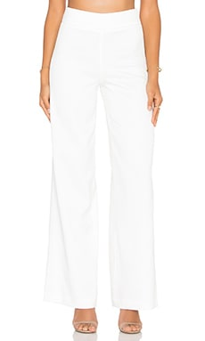 Palazzo Pant in White