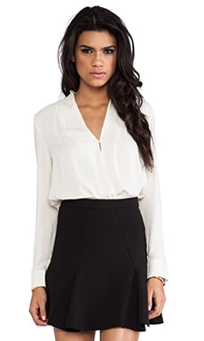 BLAQUE LABEL Blouse in Ivory