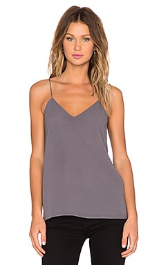 BLAQUE LABEL Essential Tank in Dark Grey