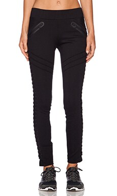 BLANC NOIR Boxing Legging in Black
