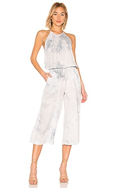 Pleated Wide Leg Crop Jumpsuit Bella Dahl $117