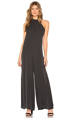 Mock Neck Halter Jumpsuit Bella Dahl $63