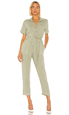 Button Front Jumpsuit Bella Dahl $218