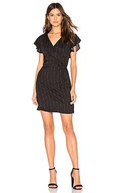 Ruffle Sleeve Wrap Dress Bella Dahl $47 (FINAL SALE)