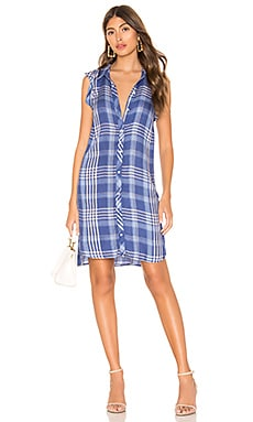 Ruffle Shirt Dress Bella Dahl $81
