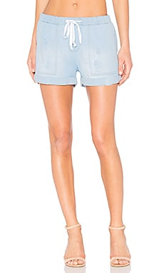 Easy Pocket Short in Desert Oasis Wash