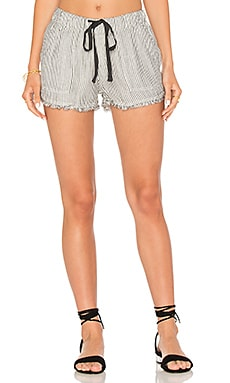 Frayed Hem Easy Short