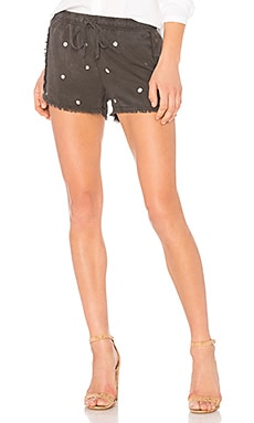 Шорты fray hem sporty short - Bella Dahl
