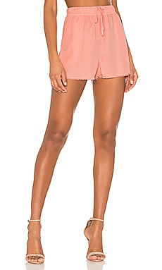 High Waisted Flowy Short Bella Dahl $23 (FINAL SALE)