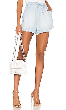 Side Seam Piping Short Bella Dahl $68