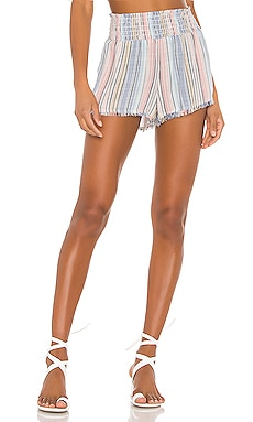 Fray Hem Short Bella Dahl $45 (FINAL SALE)