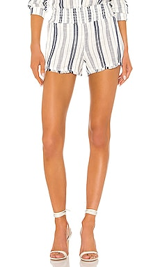 Fray Hem Short Bella Dahl $92 NEW ARRIVAL