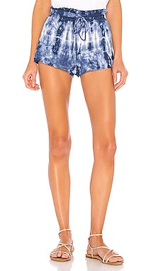 Frayed Flowy Short Bella Dahl $101 BEST SELLER