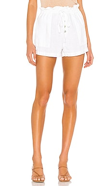 Paperbag Waist Short Bella Dahl $106 BEST SELLER