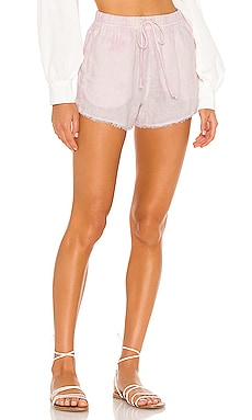 High Waist Fray Short Bella Dahl $49