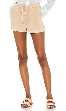 Frayed Pocket Short Bella Dahl $84