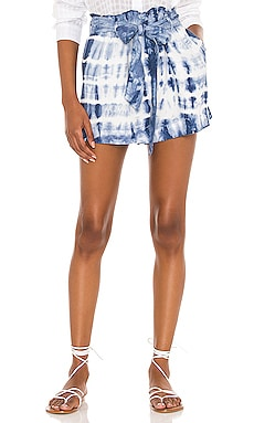 Ruffle High Waist Short Bella Dahl $136
