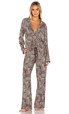 Sleep Shirt & Wide Leg Pant Set Bella Dahl $150 NEW ARRIVAL