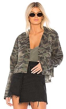 Crop Military Jacket Bella Dahl $163