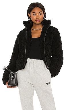 Faux Fur Puffer Jacket Bella Dahl $94