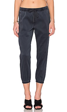 Bella Dahl Easy Sweatpant in Obsidian