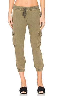 Flap Pocket Cargo Jogger