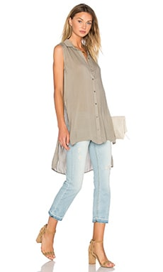 High Low Tunic Check