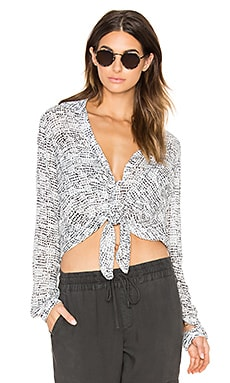Bella Dahl Hipster Button Down in White